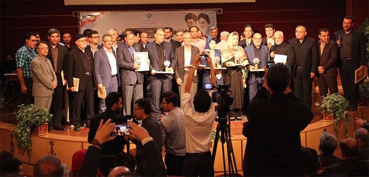 چهاردهمین مراسم تقدیر از تعاونیهای برتر استان البرز