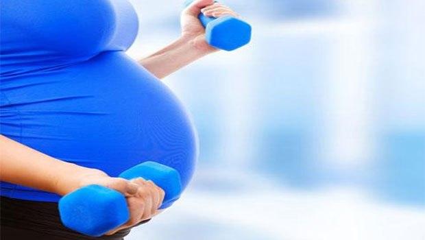 ورزشهای بارداری