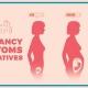 ریزترین علائم بارداری