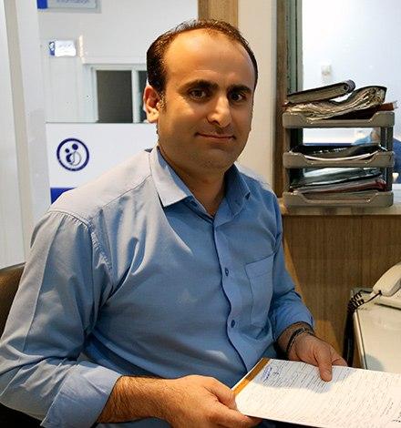 حسین خراد