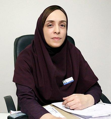 زهرا غلامی