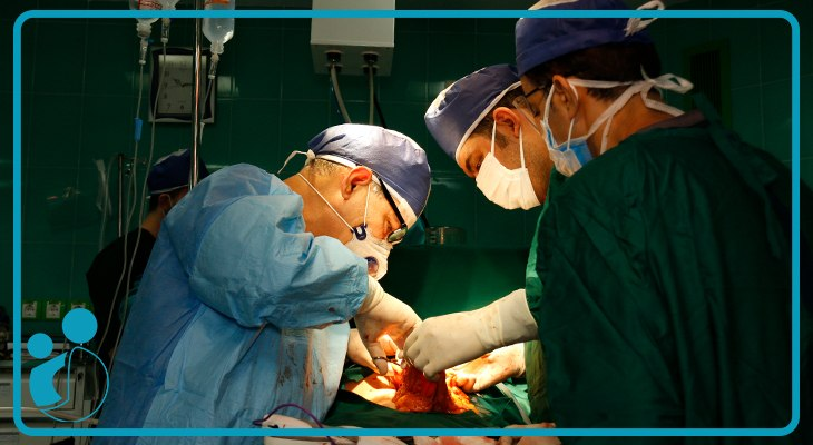 عمل جراحی بدون بیهوشی