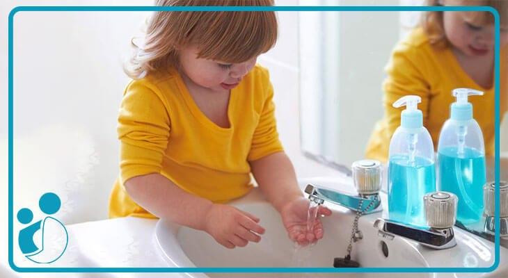 افزایش سیستم ایمنی کودکان