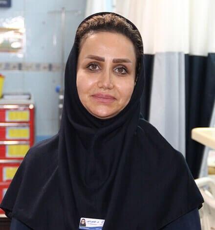 فاطمه طهمورث پور