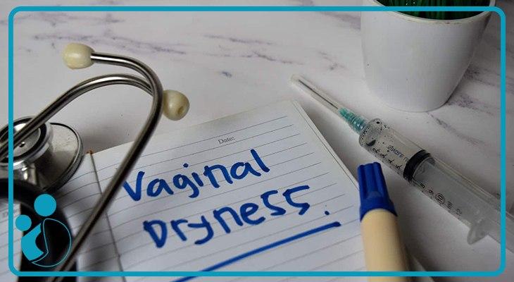 خشکی واژن در بارداری