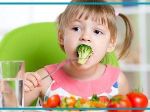 ارتقای تغذیۀ سالم در کودکان
