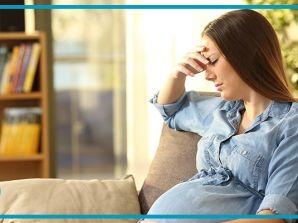 سرگیجه در بارداری